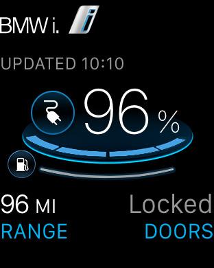 BMW i Remote CN
