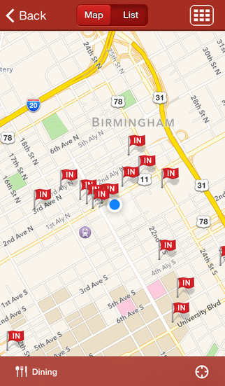 Birmingham IN Guide