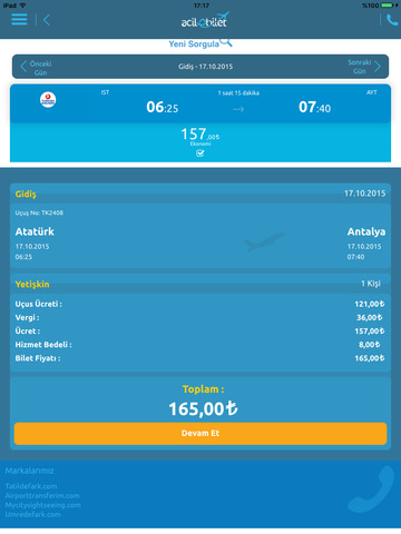 Bilet Cepte - Uçak Bileti