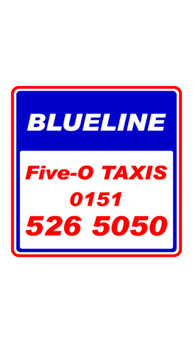 Blueline Five-0 Taxis