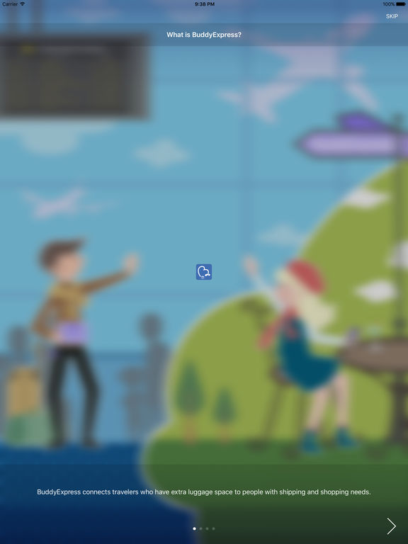 BuddyExpress™ - Social Shipping