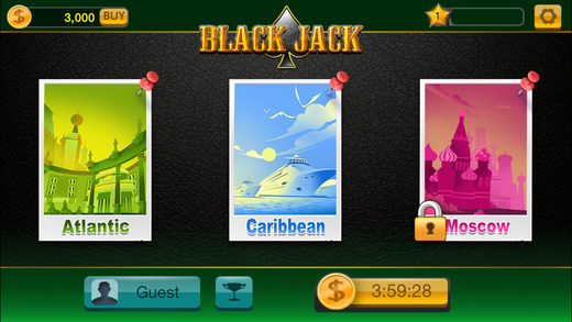 Blackjack 2014