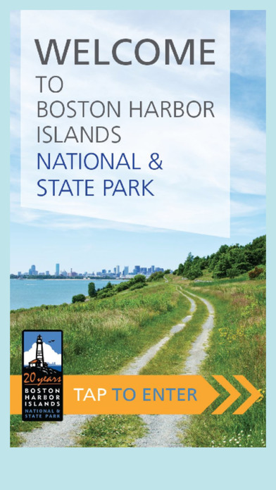 Boston Harbor Islands National  State Park