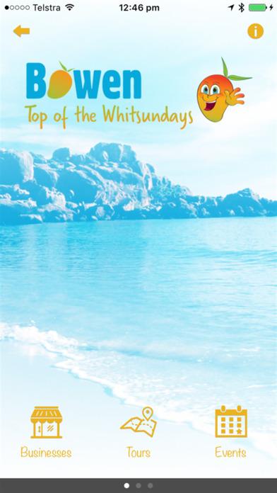 Bowen Top of the Whitsundays