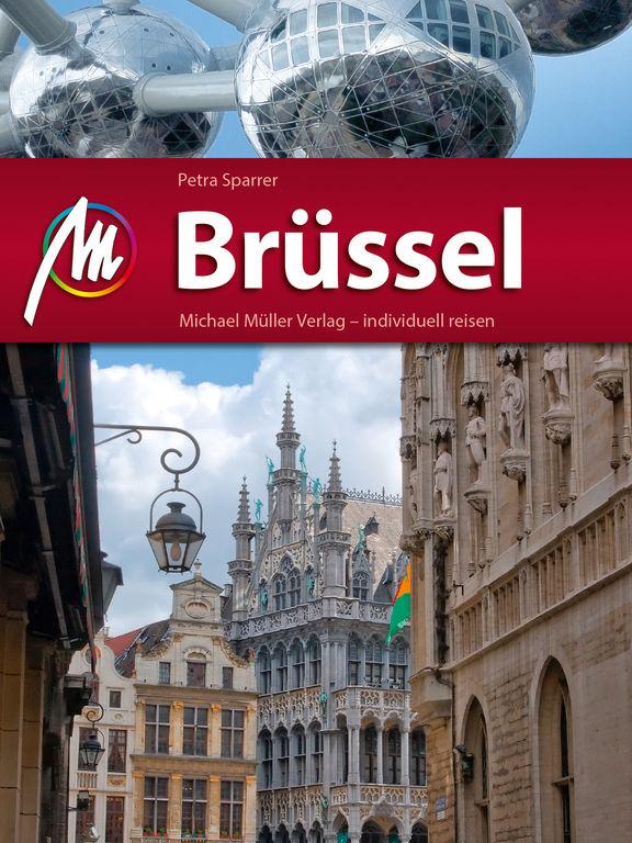 Brüssel Reiseführer MM-City Individuell