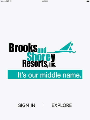 Brooks and Shorey Resorts