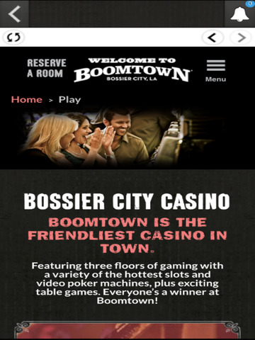 Boomtown Bossier City