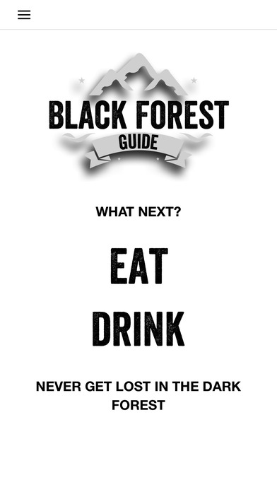 BLACK FOREST GUIDE