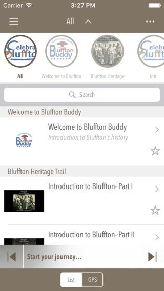 Bluffton Buddy