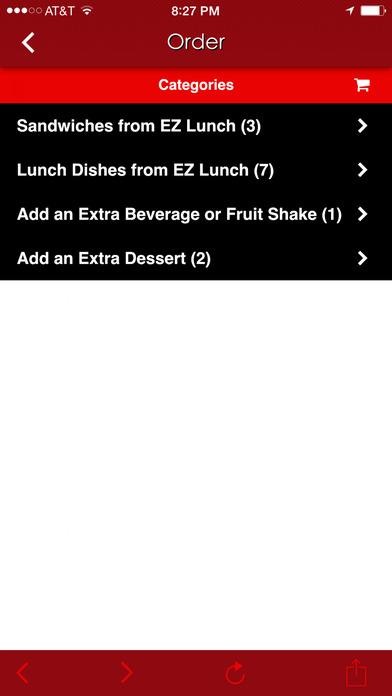 EZ Lunch