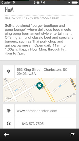 Eat & Drink Charleston