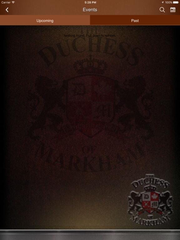 Duchess of Markham