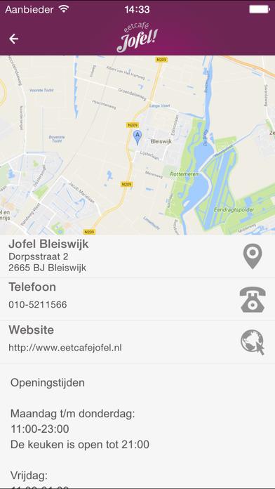 Eetcafé Jofel