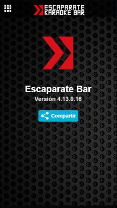 Escaparate Bar