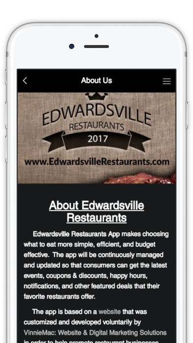 Edwardsville Restaurants