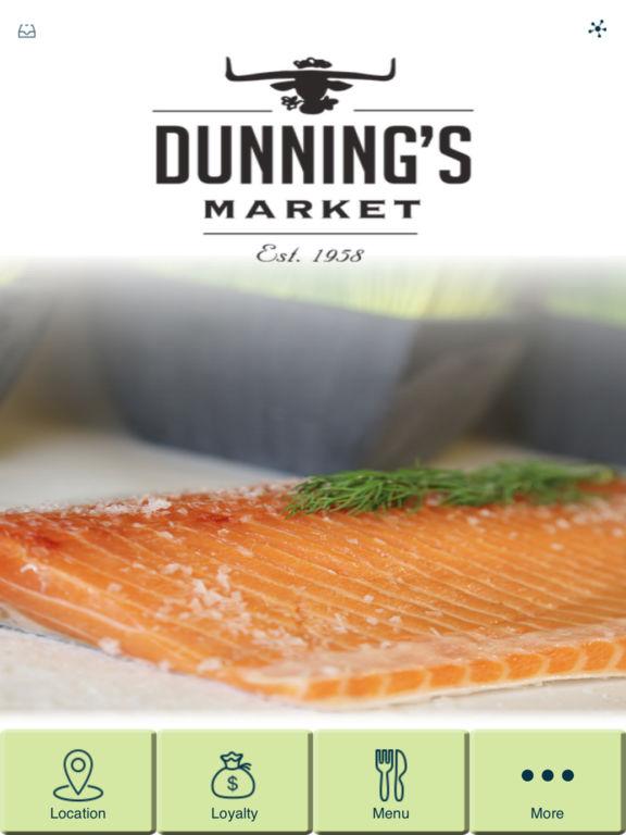 Dunning's Market