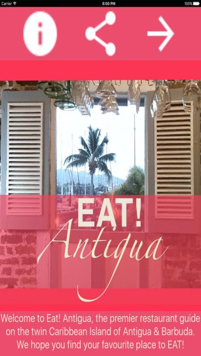 Eat!Antigua-Restaurant Guide for Antigua & Barbuda