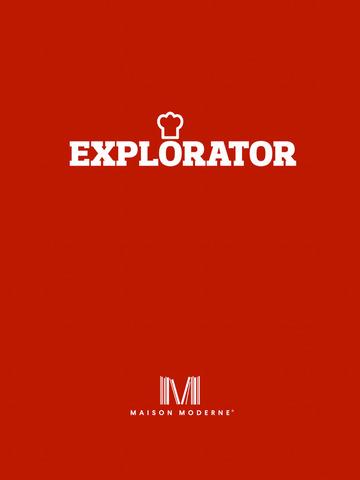 Explorator Restaurant Guide Luxembourg