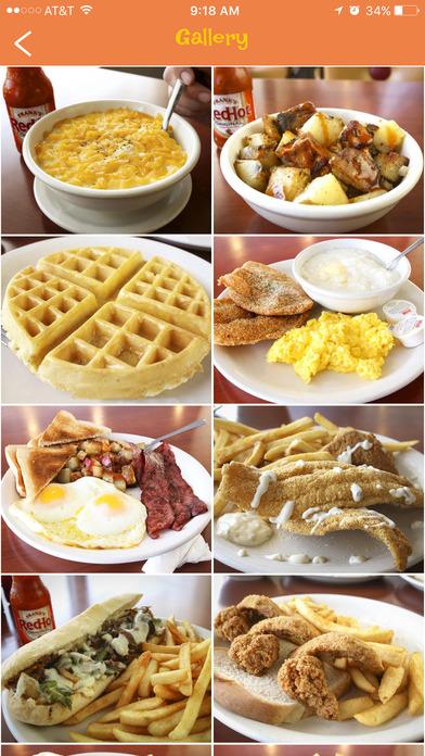 Eddy's Chicken  Waffles