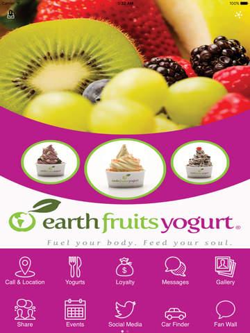 Earth Fruits Yogurt