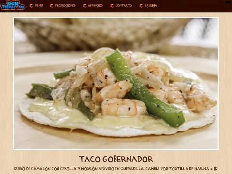 Don Tiburcio Tacos Estilo Baja Sur