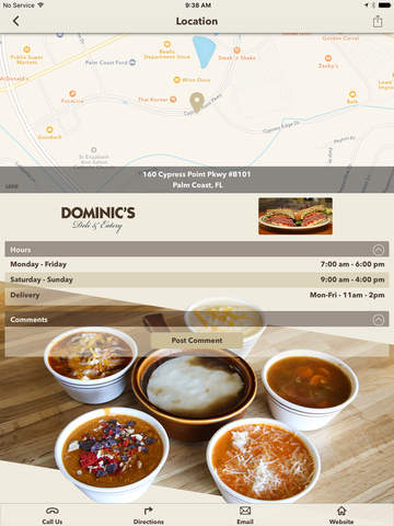Dominic's Deli & Eatery - Palm Coast