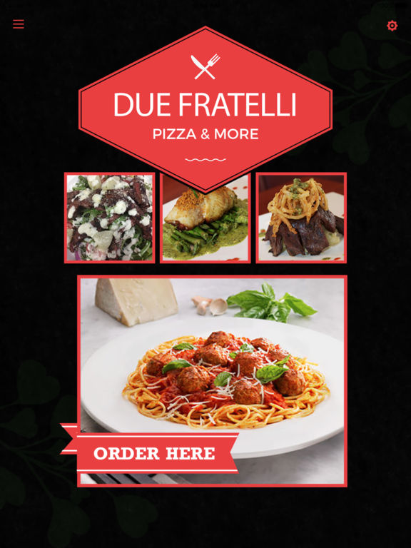Due Fratelli Pizza