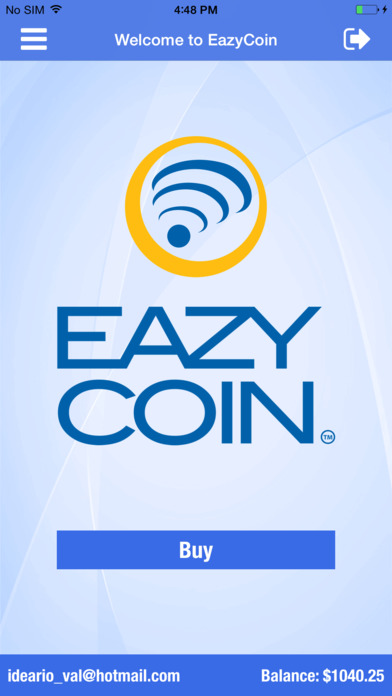 EazyCoin - Payment at Vending Machines made Eazy