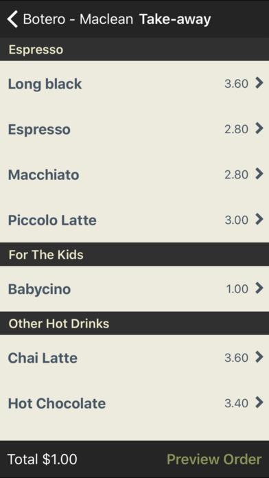 Espresso Botero