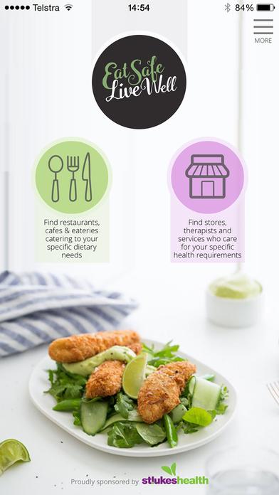 Eat Safe Live Well