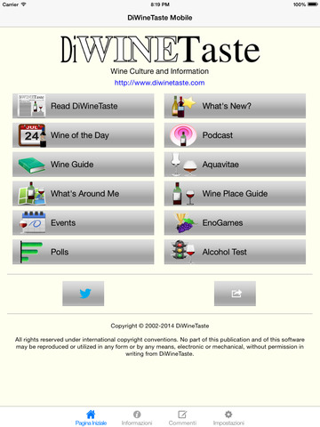 DiWineTaste Mobile
