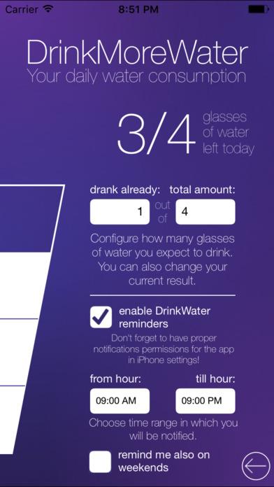 DrinkWaterApp