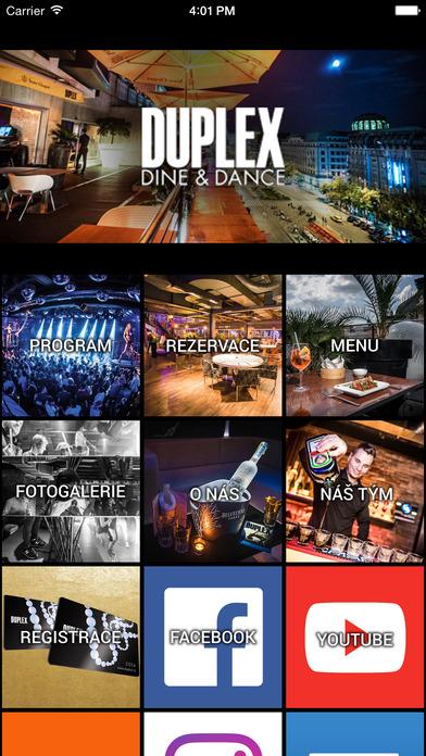 Duplex dine & dance