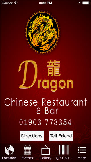 Dragon Chinese Restaurant-Bar