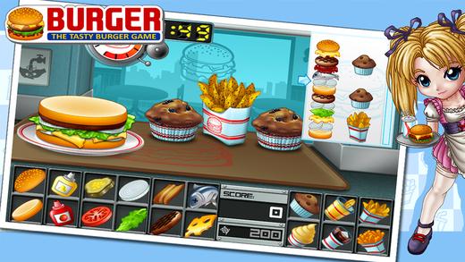 汉堡 (Burger)
