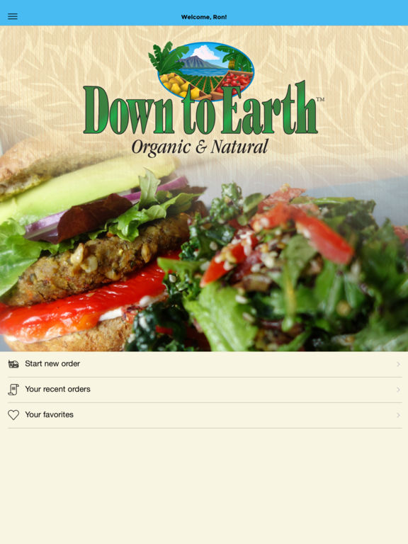 Down to Earth Deli