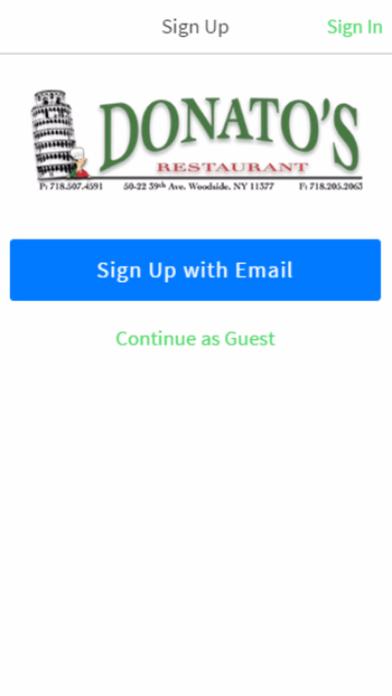Donato's Restaurant