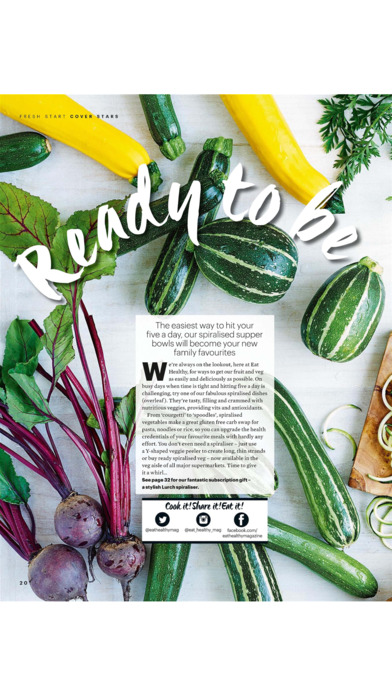 Eat Healthy Magazine