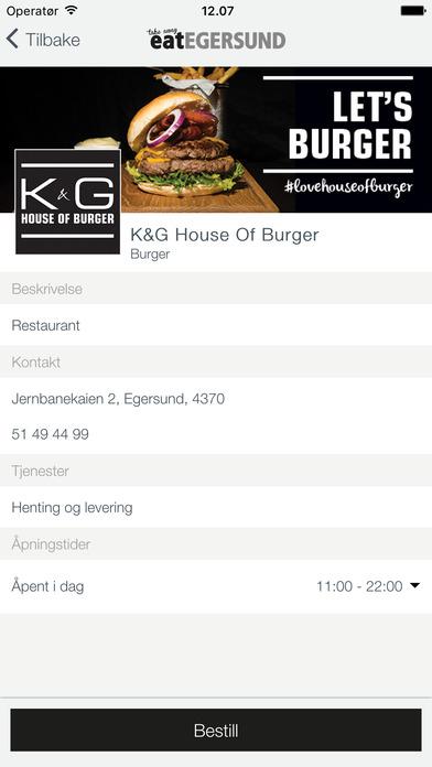 Eat Egersund