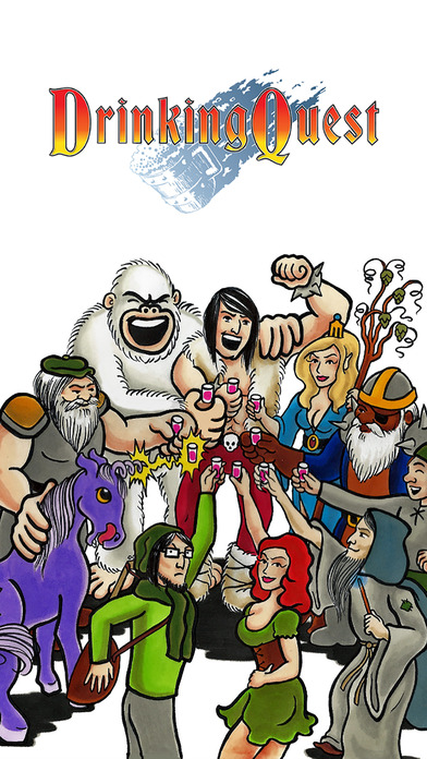 Drinking Quest - The Original Drinking RPG