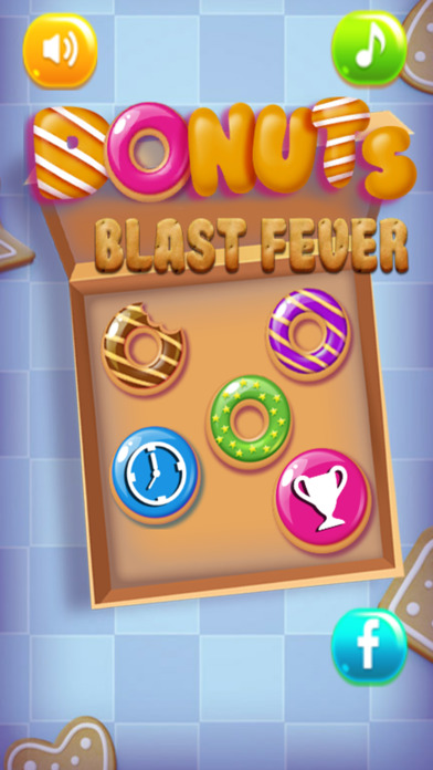 Donuts Blast Fever