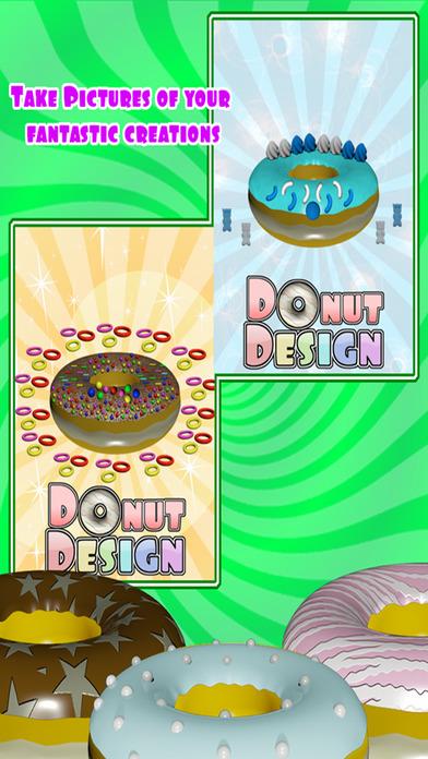 Donut Design - Doughnut Maker
