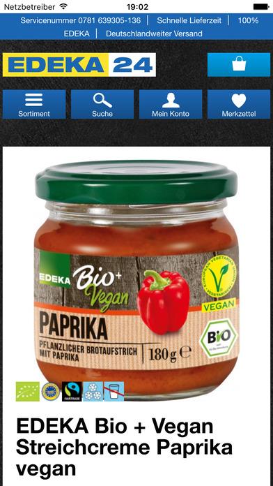 EDEKA24 | Online-Supermarkt