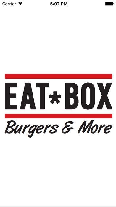 Eat Box Burgers  More
