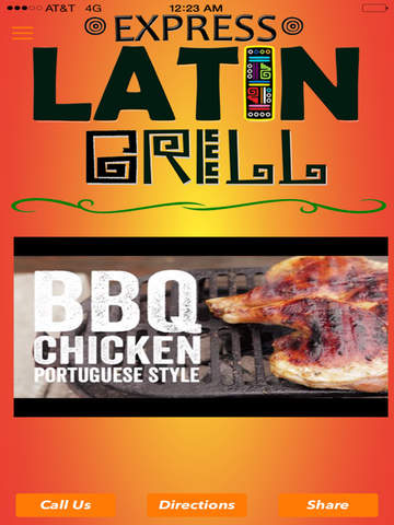 Express Latin Grill