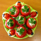 DIY Food Decoration