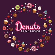 Donuts in USA & Canada