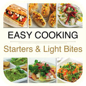 Easy Cooking - Starters  Light Bites Recipes for iPad