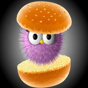 Eat Hamburger - Like!!!