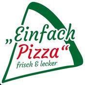 Einfach Pizza